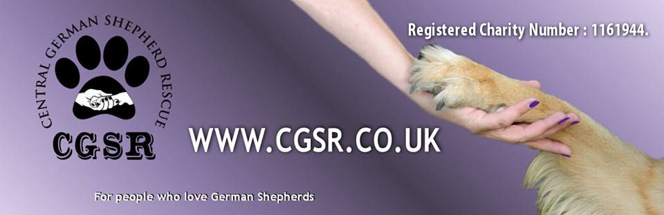 Central German Shepherd Rescue (CGSR)